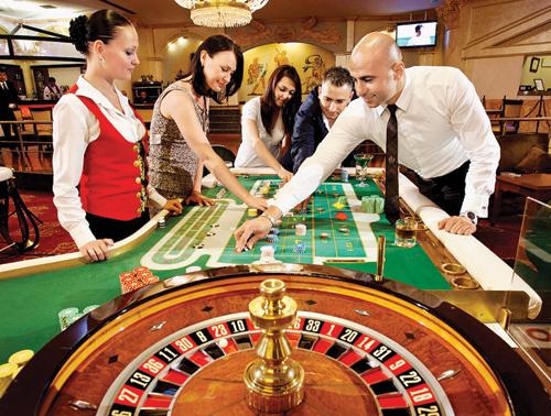 выездное казино на корпоратив